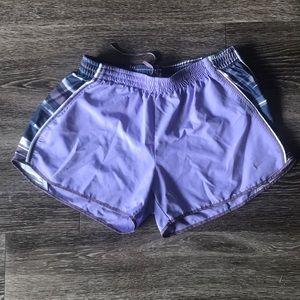 COPY - Nike Dri-fit running shorts. Size large.